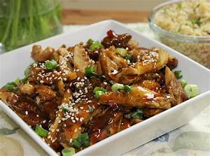 Teriyaki Sesame Seed Chicken Thighs Recipe | Just A Pinch ...