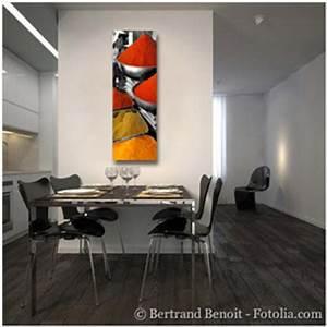 tableau deco cuisine meilleures images d39inspiration With faire une maison en 3d 8 tableau deco toile design et moderne decoration murale