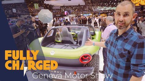 Geneva Motor Show 2019 Electric Vehicle Highlights