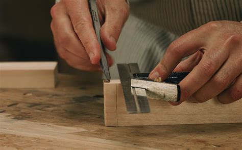woodworking marking knife  english woodworker