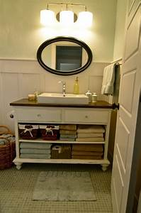 read online convert an old dresser into a fabulous With bathroom reading online