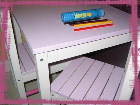 bureau peint bureau enfant ikéa peint photo de autres créations