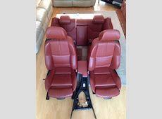 E92 M3 Coupe Red Leather Interior Very Rare