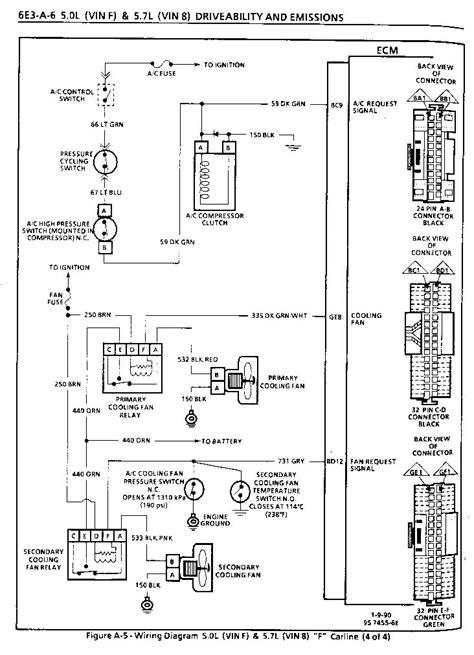 cooling fan wiring diagram  drone fest