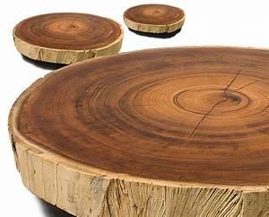 Table Basse Design Bois : table basse en bois de design exceptionnel en 37 mod les ~ Teatrodelosmanantiales.com Idées de Décoration