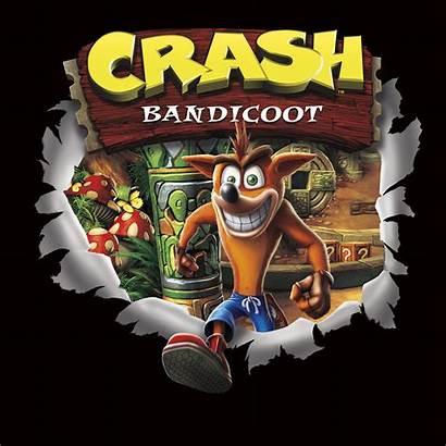 Bandicoot Crash Classic Road