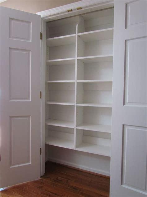 Linen Closet Shelving Systems by Linen Closets Atlanta Closet
