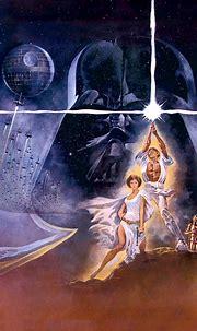 Star Wars (1977) Phone Wallpaper   Moviemania