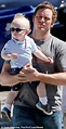 Chris Pratt's two-year-old son Jack is cool in sunglasses ...