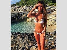 Cédric namora sob o sol das Caraíbas MoveNotícias