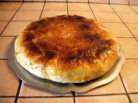 recette de tourte pommes de terre et viande