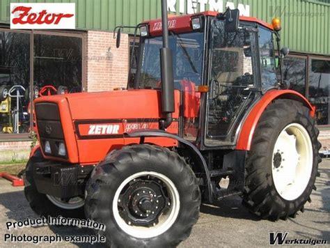 zetor  zetor machinery specifications machinery