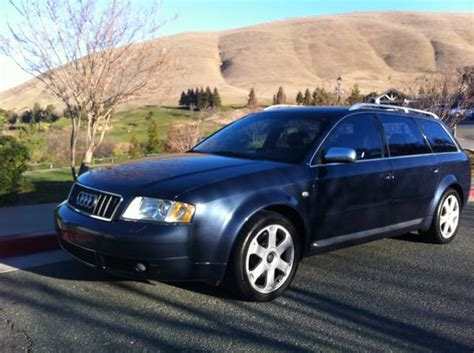 car owners manuals for sale 2003 audi s6 lane departure warning 2003 audi s6 avant 6 speed german cars for sale blog