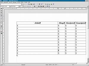 Open Office Summe Berechnen : easylinux easylinux 08 2003 rechnungsformulare ~ Themetempest.com Abrechnung