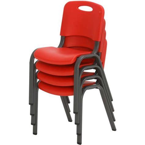 lifetime childrens stacking chairs 80352 4 pack