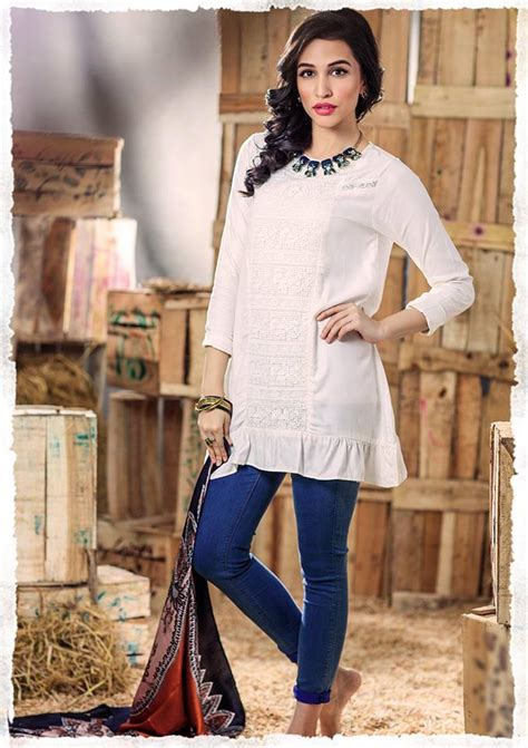 latest women summer pret dresses collection