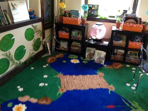 the ms frizzle forest pond themed classroom 932 | c57db7ea02e582e57a827a7403551ba1