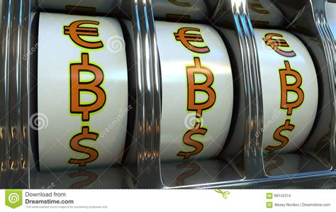 Mine bitcoin absolutely free without any prior investment. Slot Machine Hitting Three Bitcoin Currency Symbols. Mining, Luck Or Investment Concepts. 3D ...