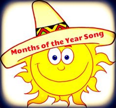 months of the year song for preschool 1000 images about preschool songs fingerplays chants 260