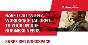 New  U0026 39 Sabre Red Workspace U0026 39  Rolling Out Across The Globe In