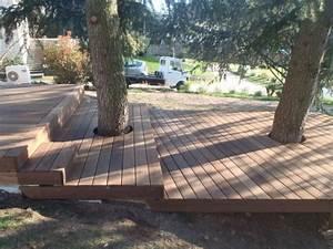 Bois Pour Terrasse Extérieure : menuiserie ext rieure bois chauff r tifi terrasse ~ Dailycaller-alerts.com Idées de Décoration