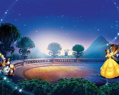 Beast Beauty Disney Princess Wallpapers Fanpop Backgrounds