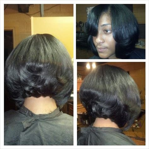 Partial Sew In Weave Hairstyles by Pin On My Gift Career More Hair