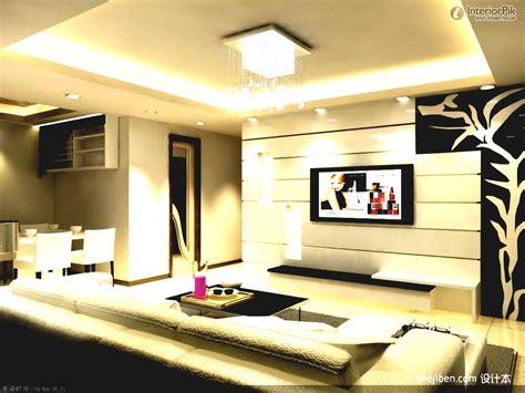 Living Hall Tv Interior Design