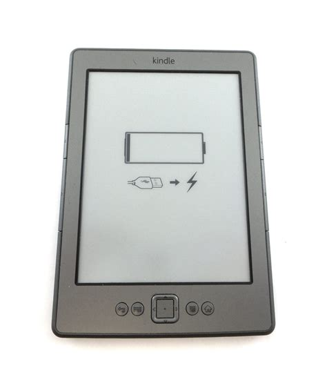 Amazon Kindle Basic Ebook Reader 6