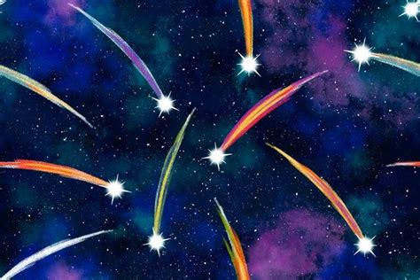 Der august hat reichlich sternschnuppen zu bieten, insbesondere für. 050m STERNSCHNUPPEN Sternschnuppe Komet | Etsy ...