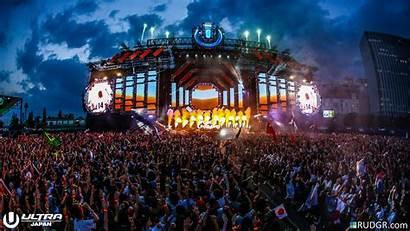 Ultra Festival Japan Edm Singapore Tokyo Phase
