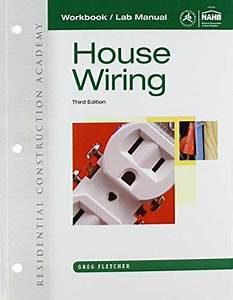 House Wiring By Gregory W  Fletcher  2011  Paperback  For