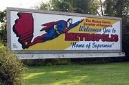 Welcome to Metropolis | Metropolis, Superman, Chicago history