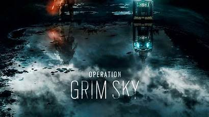 Six Rainbow Grim Sky Operation Gamescom Tom