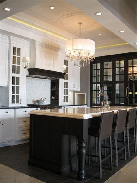 kitchen islands black black kitchen island design ideas