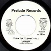 Jumbo - Turn On To Love (1976, Vinyl) | Discogs