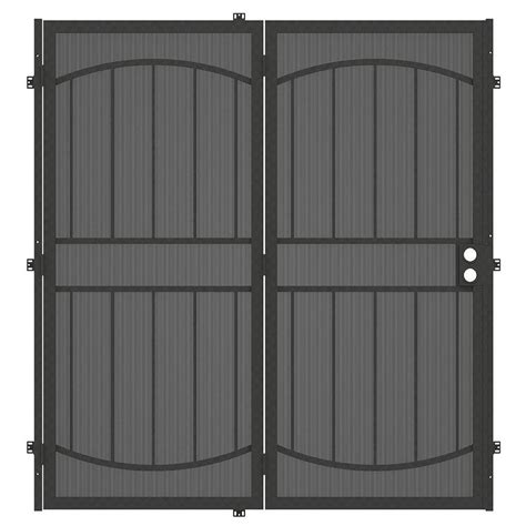 Center Hinged Patio Doors Lowes