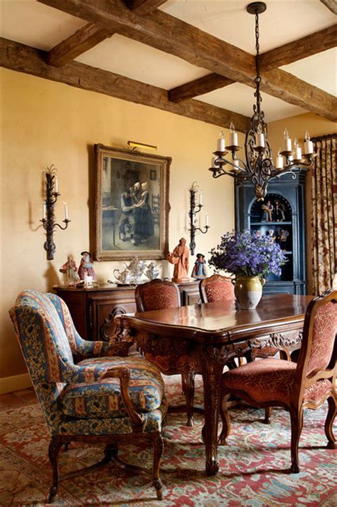 french farmhouse kitchendining traditional dining
