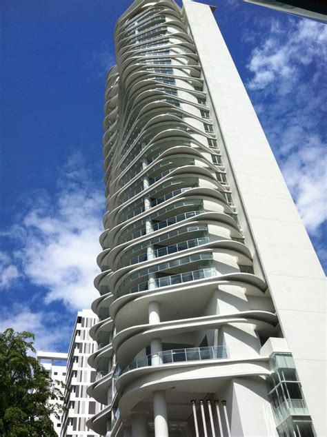 Ferrell Residences Singapore Modern Architecture