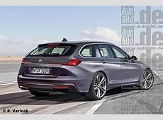 Nextgen BMW 3 Series renderings show a radical design
