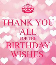 Best Birthday Thanks Ideas And Images On Bing Find What Youll Love