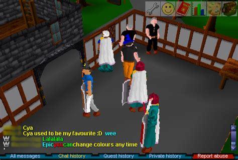 Runescape Forum Community Forums For Player Moderator The Runescape Wiki