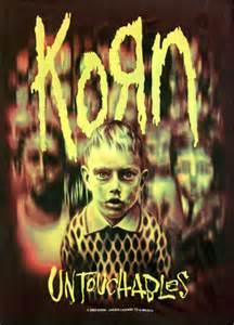 Korn Untouchables Album Cover