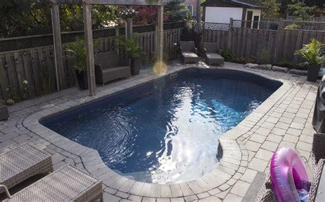 embossed blue slate high definition pool liner pool