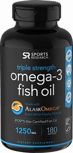 10 Best Fish Oil Supplements In 2020  Review  U0026 Guides