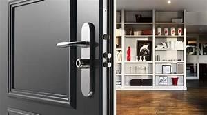 Porte Blindée Maison : porte blind e de maison fichet certifi e a2p point fort ~ Premium-room.com Idées de Décoration