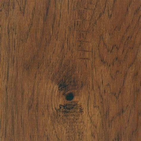 scraped vinyl plank flooring home decorators collection 7 in x 48 in hand scraped rustic hickory vinyl plank flooring 28
