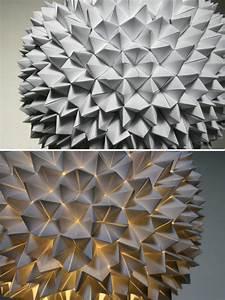 Abat Jour Origami : 1001 id es d 39 abat jour diy original faire avec vos enfats ~ Teatrodelosmanantiales.com Idées de Décoration