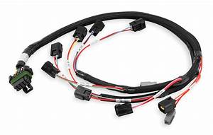 Holley Efi 558-315 Ford 4v Modular Coil Harness