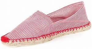 Rot Weiß Gestreift : espadrilles rot wei gestreift vollgummiert espadrilles ~ Markanthonyermac.com Haus und Dekorationen